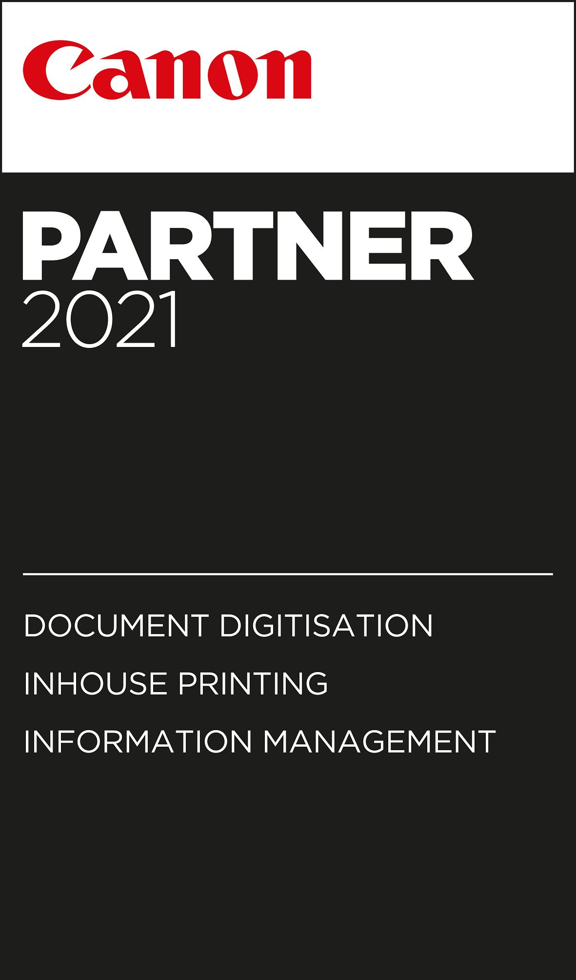 Canon Partner 2021