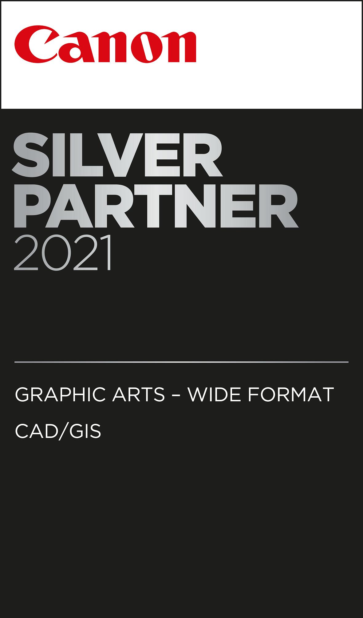Canon Silber Partner 2021